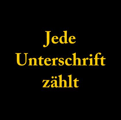 Petition bayerischer Radiologen